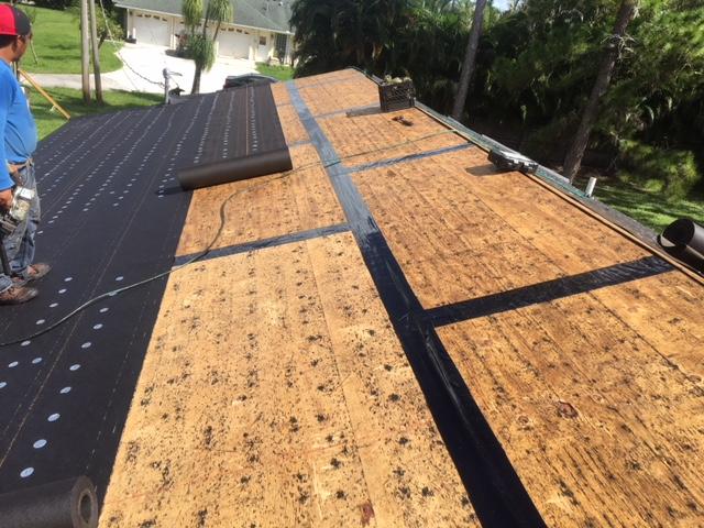 Repair Flat Leaking Roofs