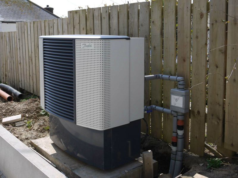 The Benefits of Heat Pumps