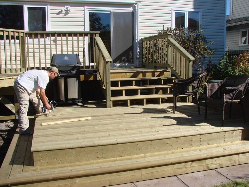 Contractor for Your Deck Project